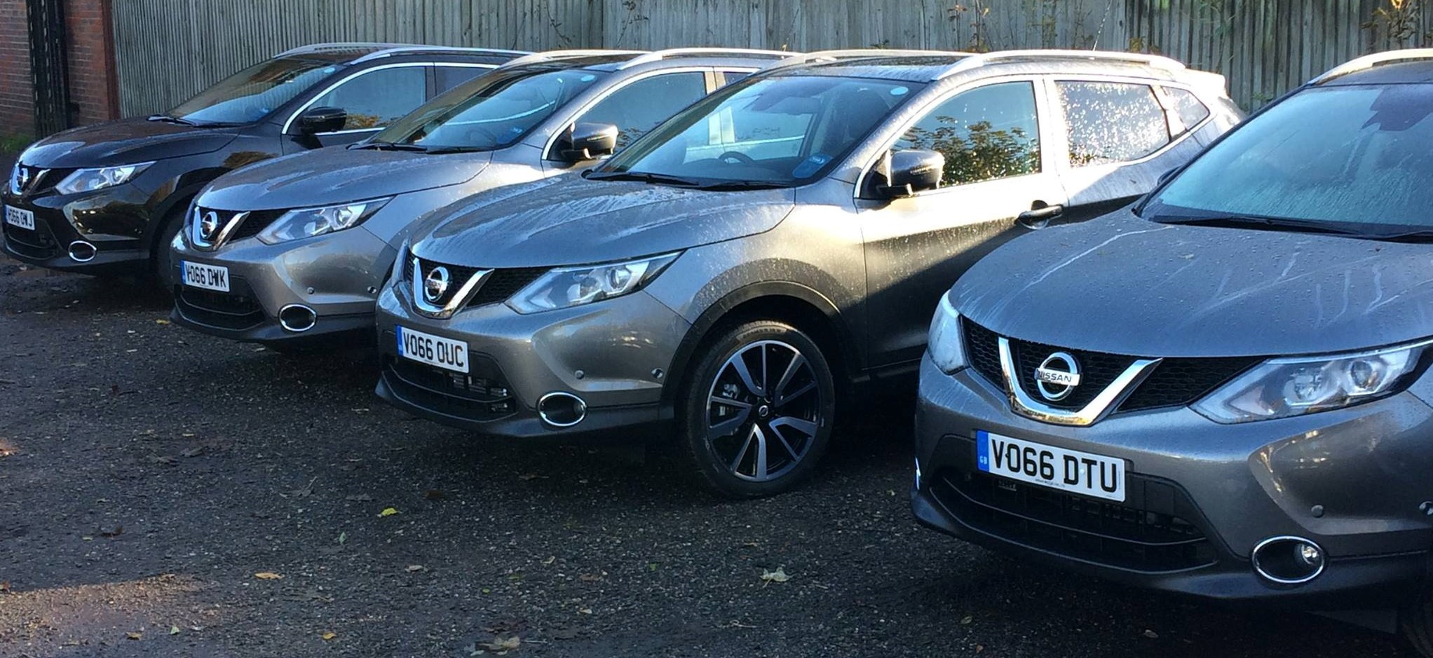 Nissan qashqai is always popular with traffic self drive customers and we have brand new automatic and manual versions to offer in our groups e and e auto