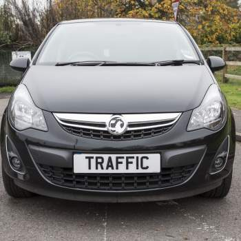 Vauxhall Corsa front
