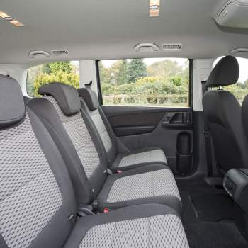 Volkswagen Sharan car seats
