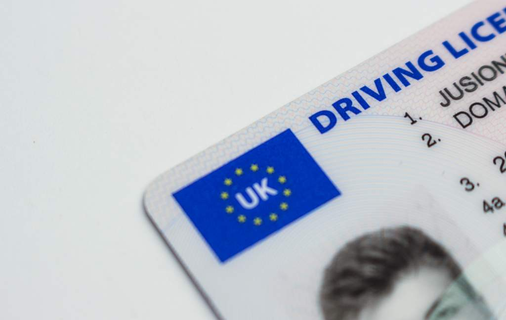 uk driving license